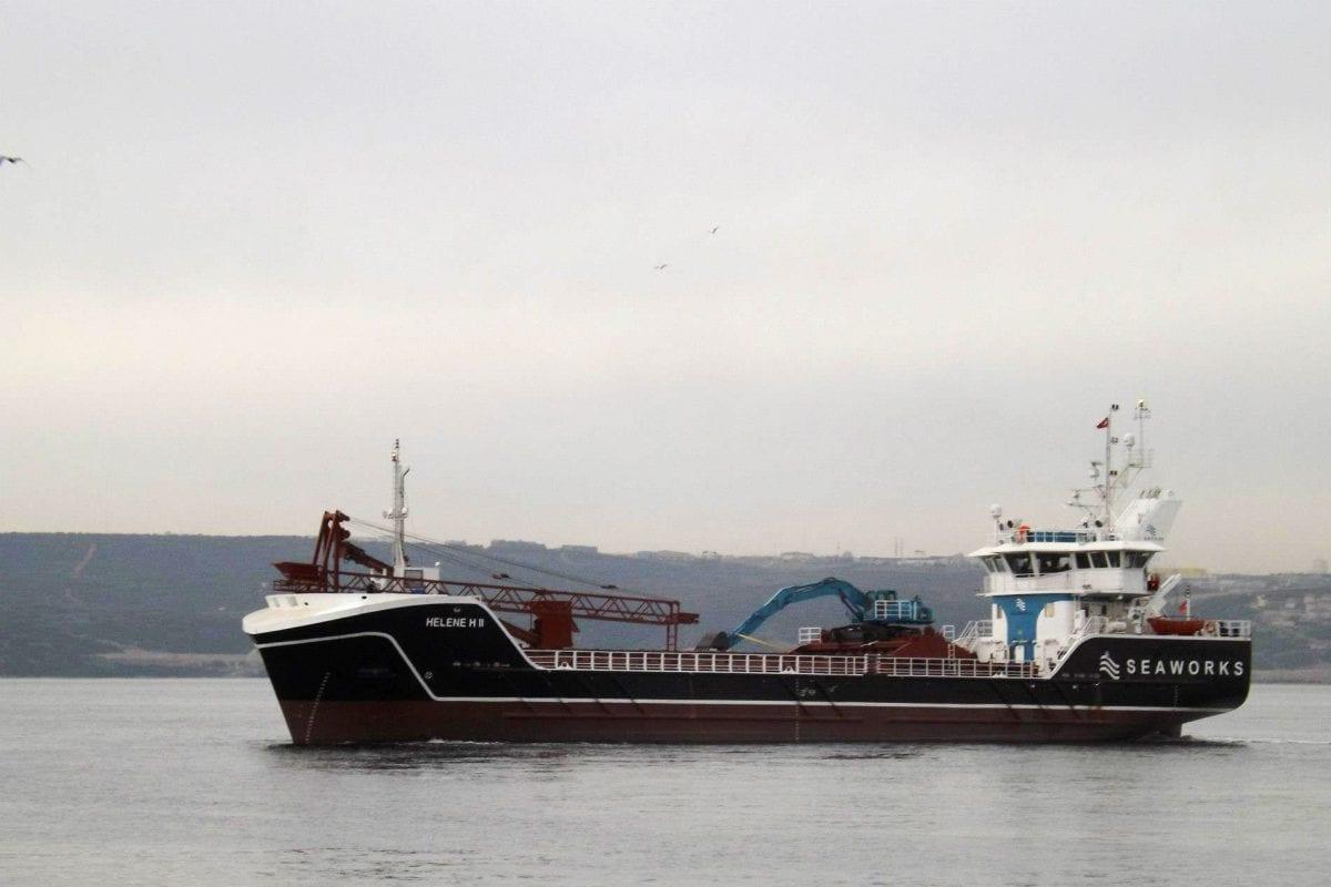 M/S Helene H II - Seaworks