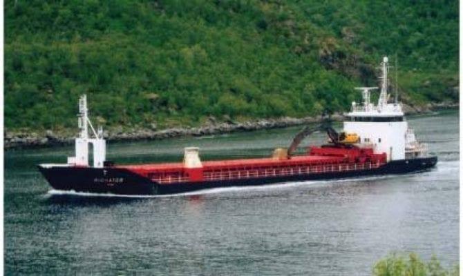 MS Nidarø